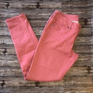 Maurices stretch jeans skinny leg size medium reg